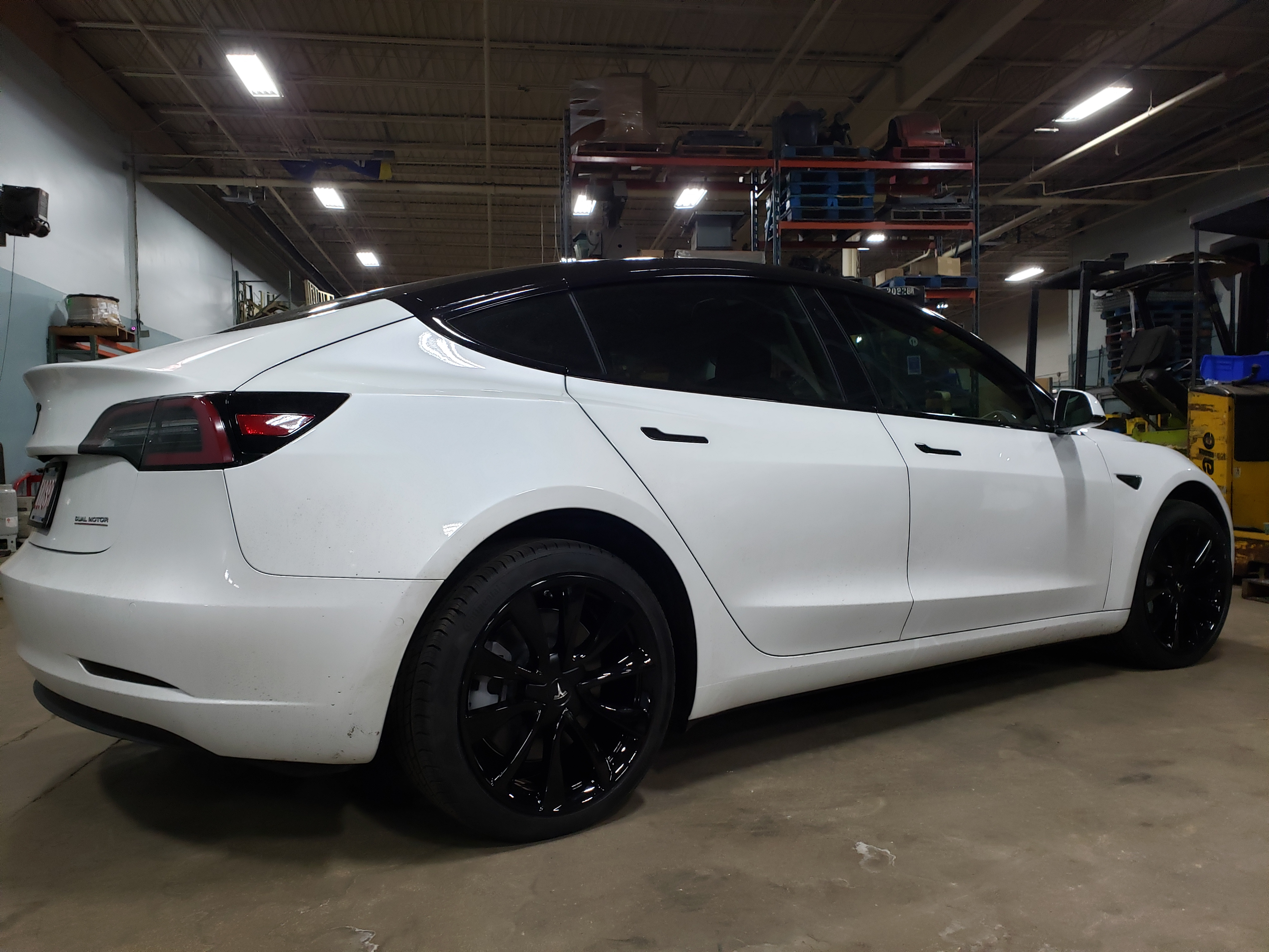 Gloss Black Wheels